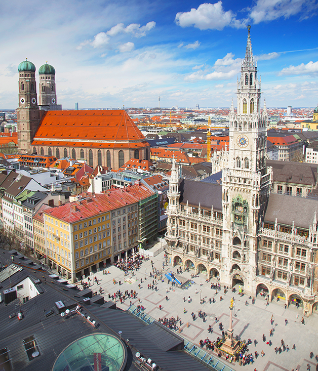 Where to eat, stay and explore in Munich