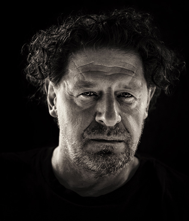 Reading White Heat with Marco Pierre White
