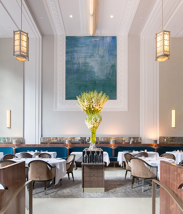Eleven Madison Park new look