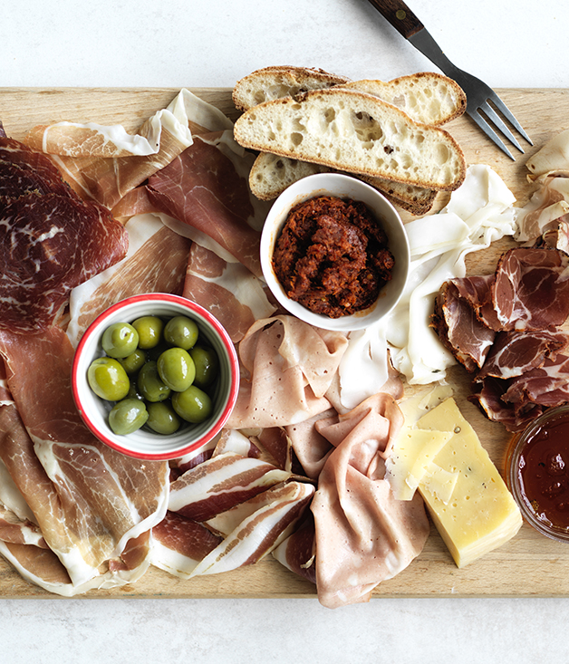 The 10 rules of a salumi board