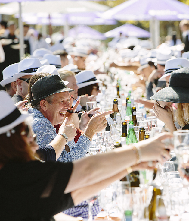 The World's Longest Lunch event