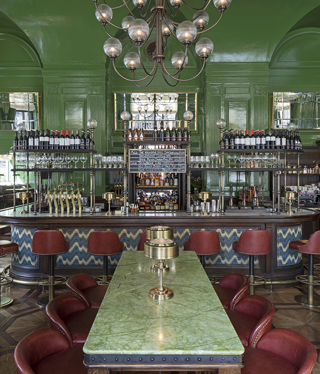 London's best new hotel restaurants
