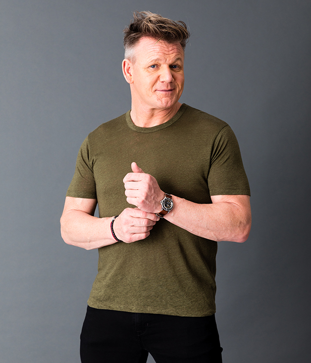 Gordon Ramsay's New Year's resolutions
