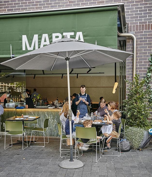 Marta & Marta Sydney review :: Gourmet Traveller