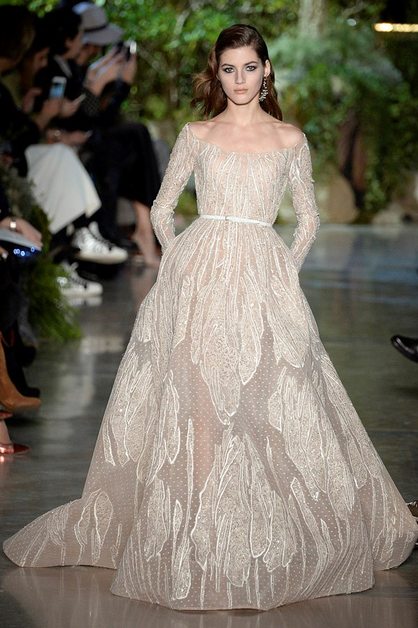 The Best Bridal Looks from Couture Week : Harper's BAZAAR