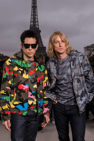 Zoolander x Valentino collaboration