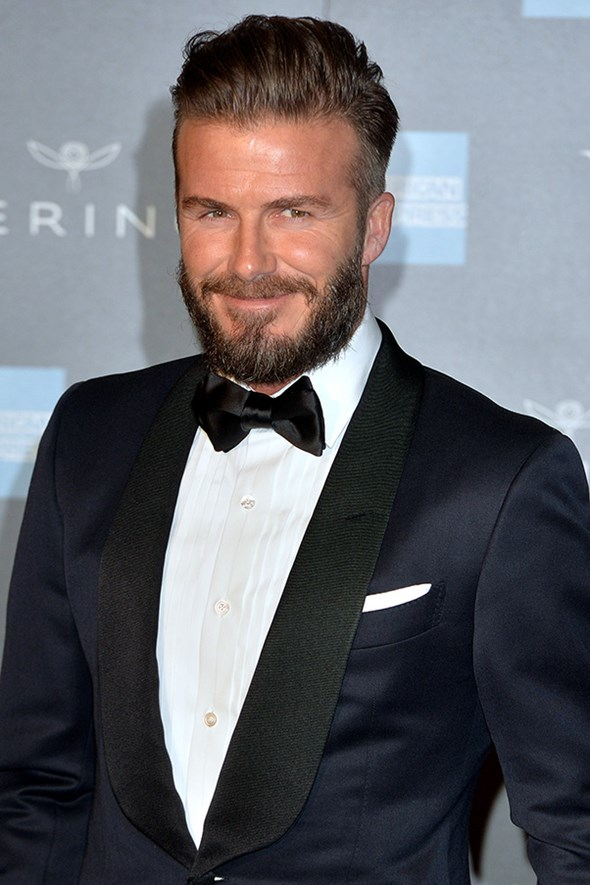 david beckham already has 4 million instagram followers harper 39 s bazaar. Black Bedroom Furniture Sets. Home Design Ideas