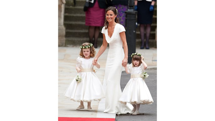 <strong>Pippa Middleton</strong> <br><br>It was the wedding that stopped the nation, and Pippa Middleton certainly didn't blend into the background.