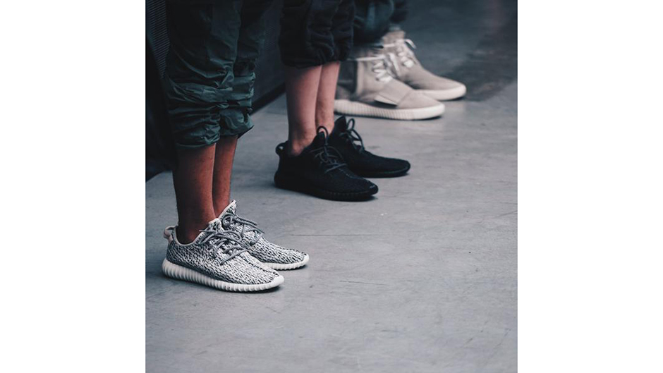 Adidas Yeezy Black Women