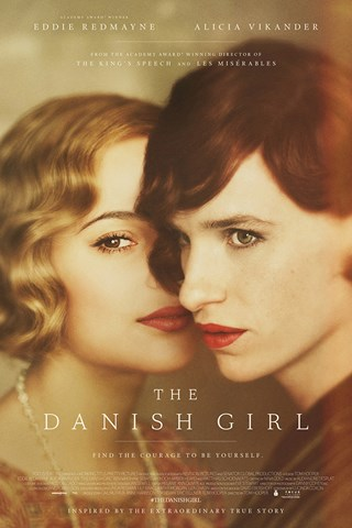 First Poster of Eddie Redmayne as a Trangender Woman in The Danish Girl