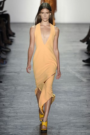 Prabal Gurung spring summer 2016 New York fashion week show