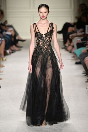 Marchesa spring summer 2016 New York fashion week show