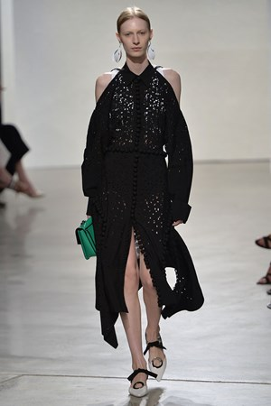 Proenza Schouler spring summer 2016 New York fashion week show