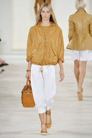 Ralph Lauren spring summer 2016 New York fashion week show
