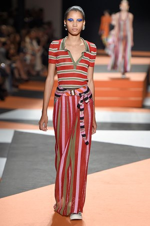 Missoni spring summer 2016 New York fashion week show