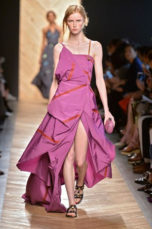 Bottega Veneta spring summer 2016 New York fashion week show