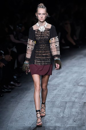 vALENTINO spring summer 2016 New York fashion week show