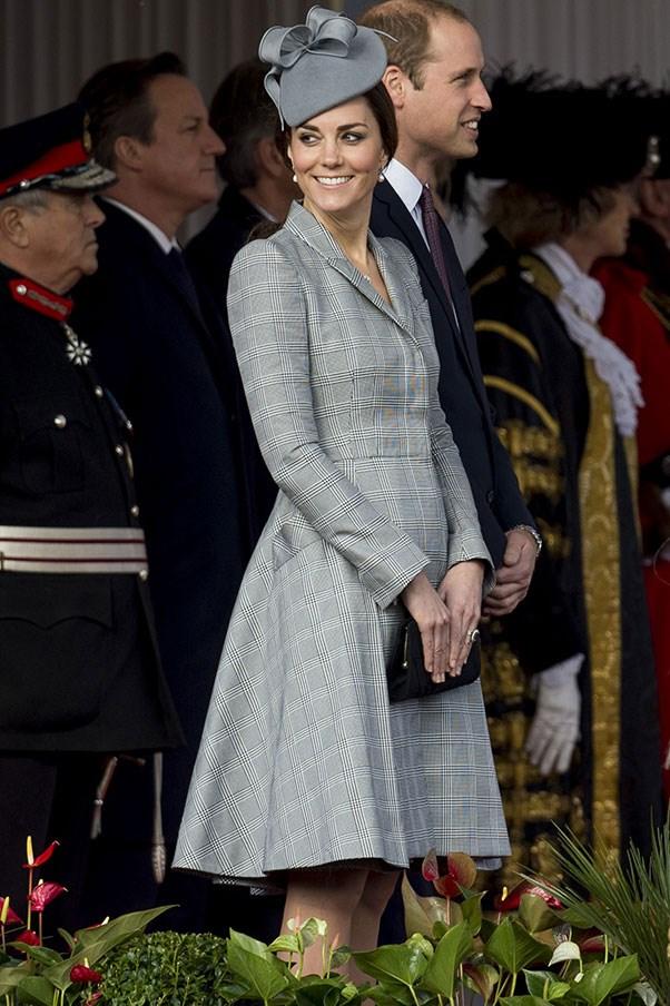 Catherine, Duchess of Cambridge, 2014.