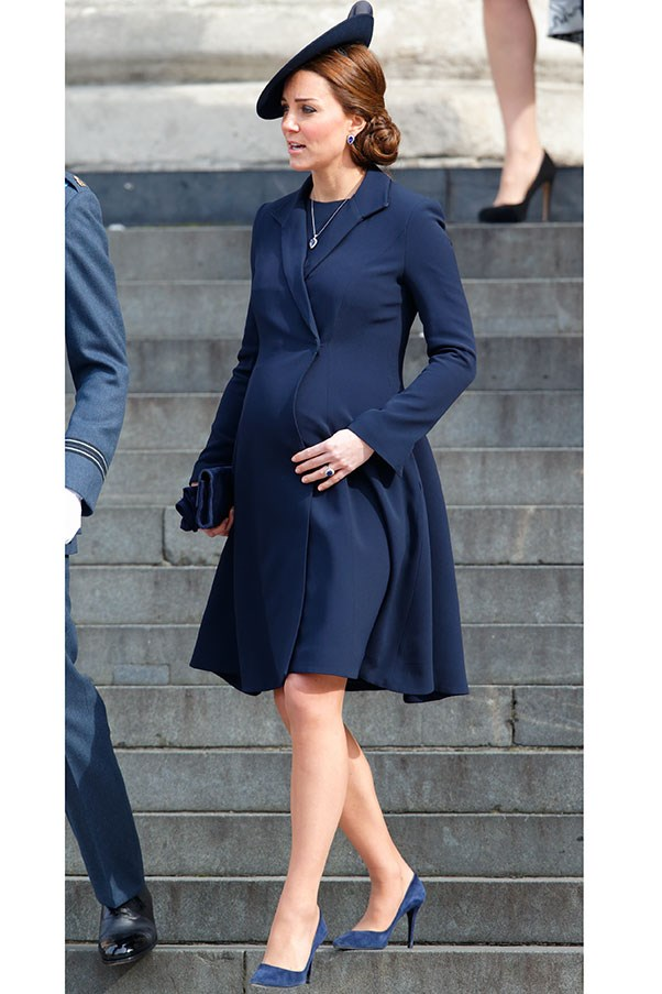 Catherine, Duchess of Cambridge, 2015.
