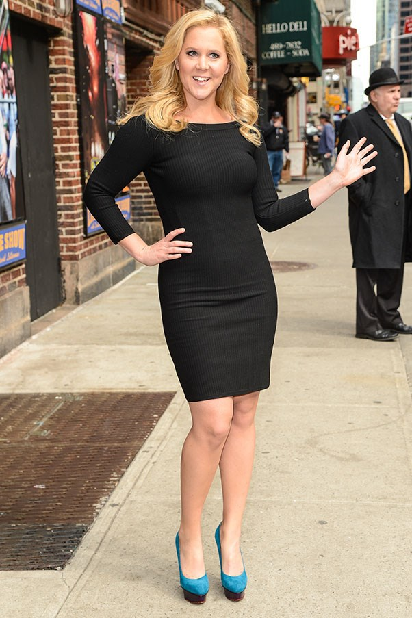 9 of Amy Schumer's Best Quotes : Harper's BAZAAR
