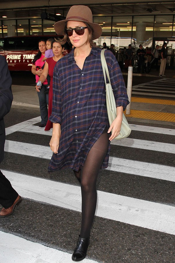 Rose Byrne, October 2015.