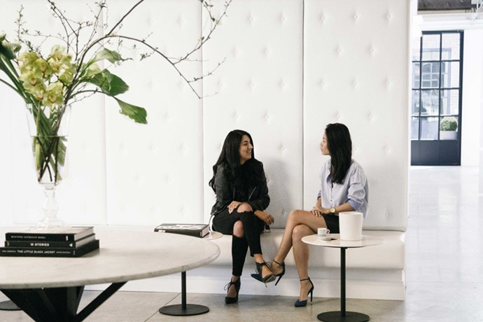 MAXMEDIALAB's founder and CEO, Lynette Phillips, gives <em>BAZAAR</em> the guided tour of her professional playground. <br><br> All photography courtesy of to Li-Chi Pan and Benny Lee.