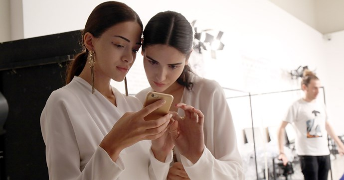 <em>BAZAAR</em>'s wrap of the best new beauty apps to download now.