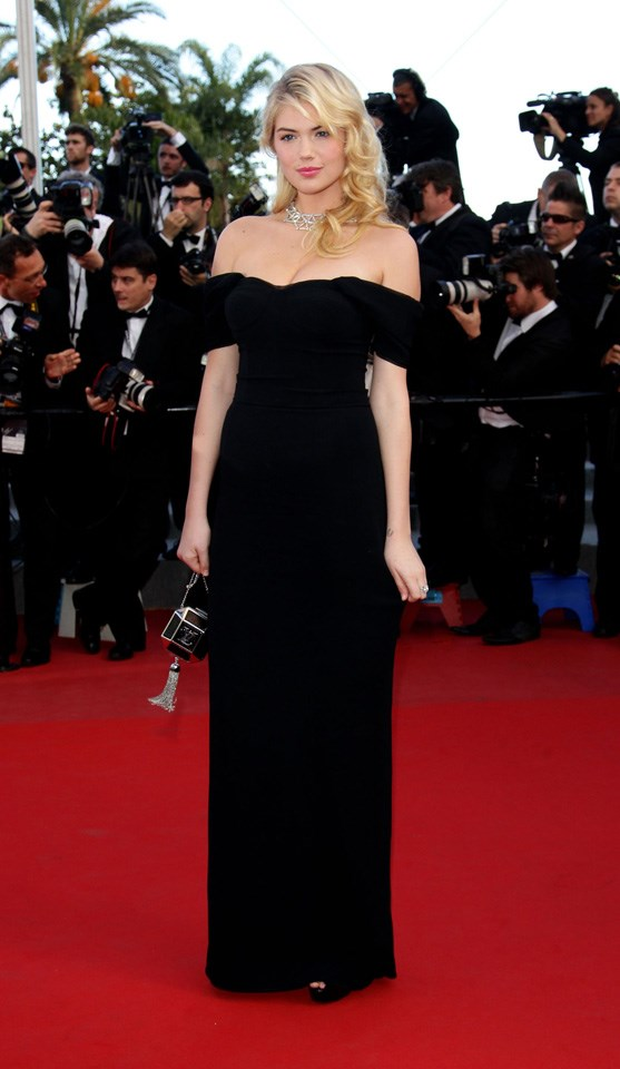 "<strong>May, 2012 </strong> <br><br> Kate arriving to the Cannes Film Festival. <br><br> In her own words: <em>""I admire women who create their own rules.""</em>"