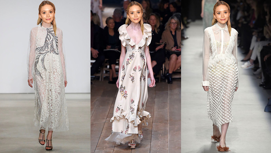What We Wish Mary-Kate Olsen Wore Down the Aisle : Harper ...