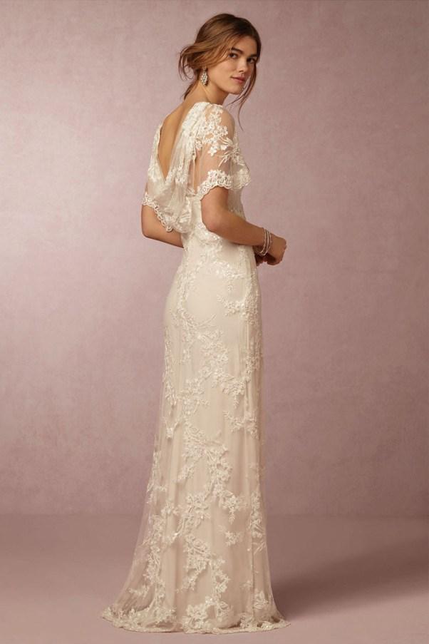 Bhldn and marchesa wedding dress collaboration image 3 for Marchesa wedding dress price