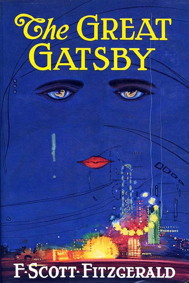<strong>The Great Gatsby by F. Scott Fitzgerald</strong><br><br> Lavish parties, beautiful clothes, unfulfilled fantasies and a great love affair... what more could you want from a novel?