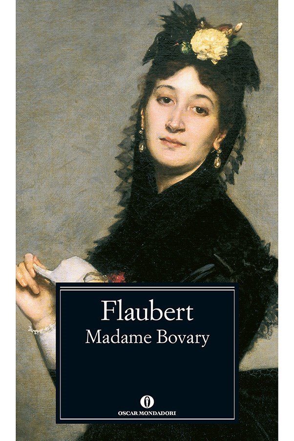 <strong>Madame Bovary by Gustave Flaubert</strong><br><br> Emma Bovary is a doctor's wife who has a string of affairs to battle her boredom with parochial live in provincial France, circa the 1800s. It doesn't end well, obviously.