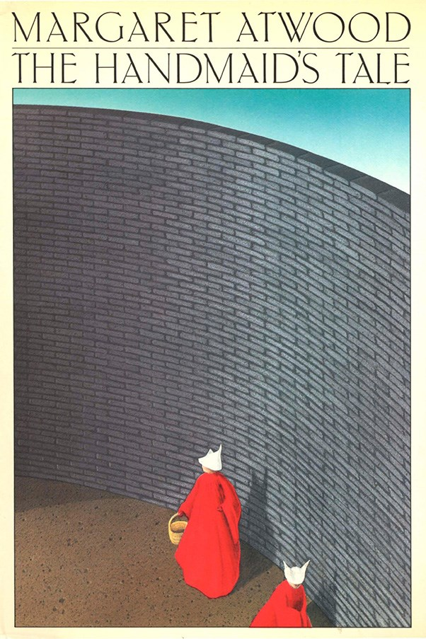 <strong>The Handmaid's Tale by Margaret Atwood</strong><br><br> Atwood creates a dystopian world in which poor women are kept as slaves purely to reproduce for the higher classes in this highly celebrated book.