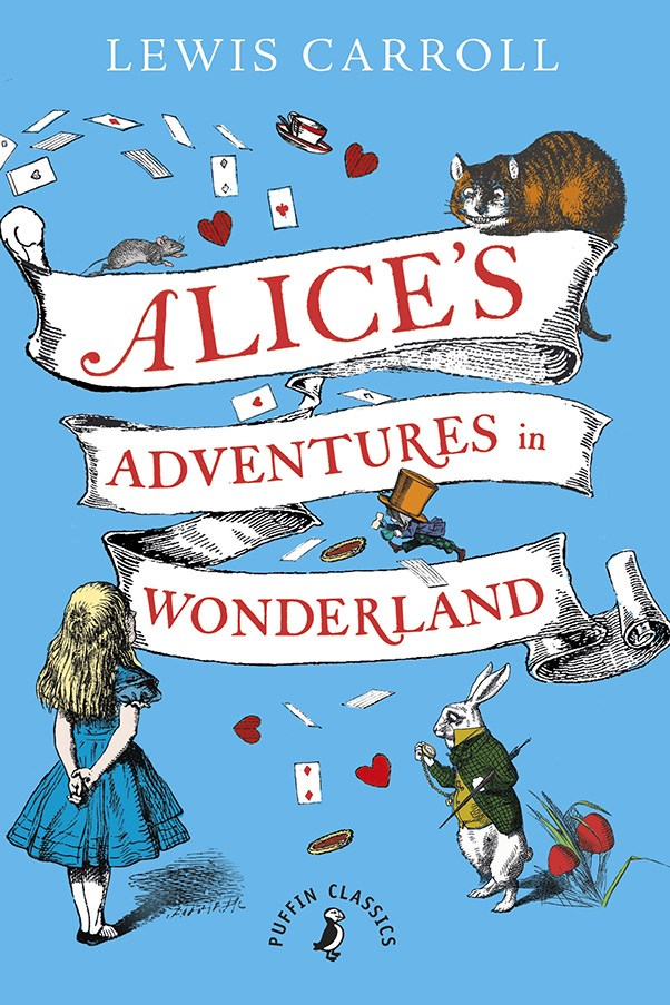 <strong>Alice's Adventures in Wonderland by Lewis Carroll</strong><br><br> No introduction needed. Carroll's plethora of weird and wonderful characters have been filling readers' imaginations for more than 100 years.