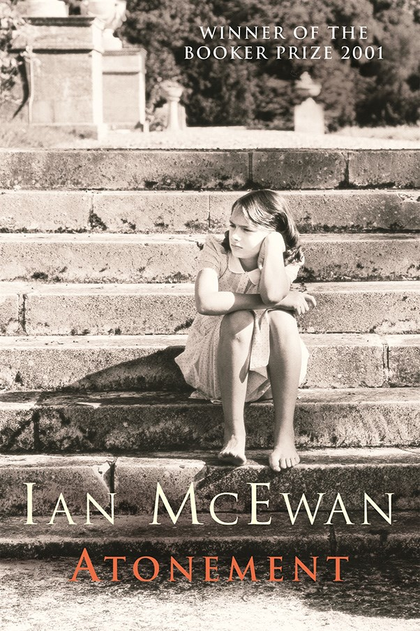 <strong>Atonement by Ian McEwan</strong><br><br> The lives of a whole group of people are thrown into disarray when a young girl tells a single lie. Set against the backdrop of World War I England, this tragic romance was immortalised on screen in a film adaptation starring James McAvoy and Keira Knightley (in <em>that</em> green dress).