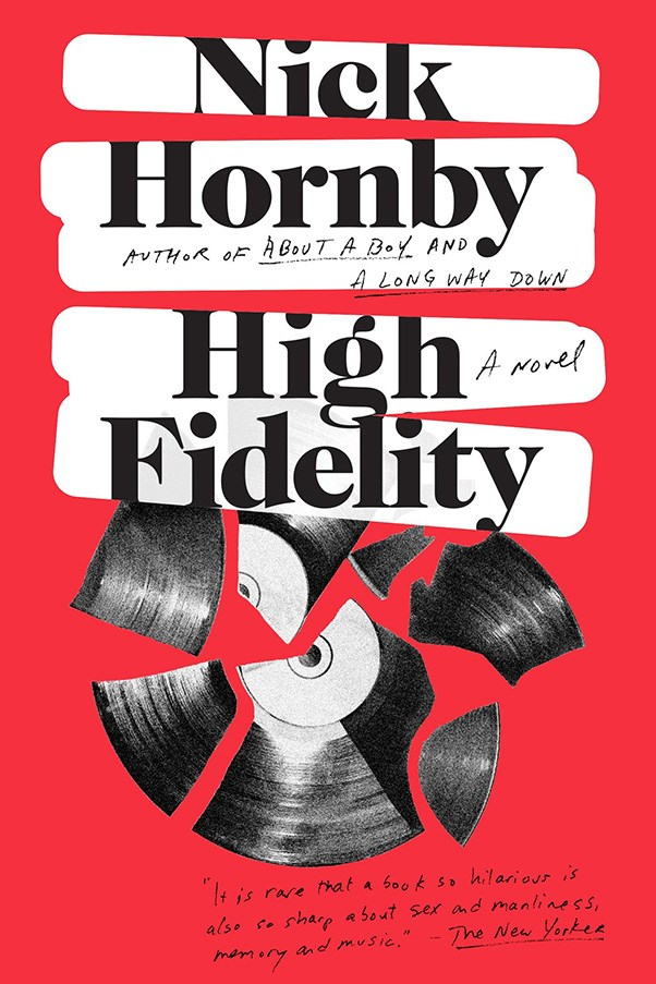 <strong>High Fidelity by Nick Hornby</strong><br><br> A music-obsessed record shop owner revisits his 'top five' relationships after his girlfriend breaks up with him, forcing him to face his fear of commitment. It's Nick Hornby, writer of <em>About a Boy</em>, so obviously it's hilarious.