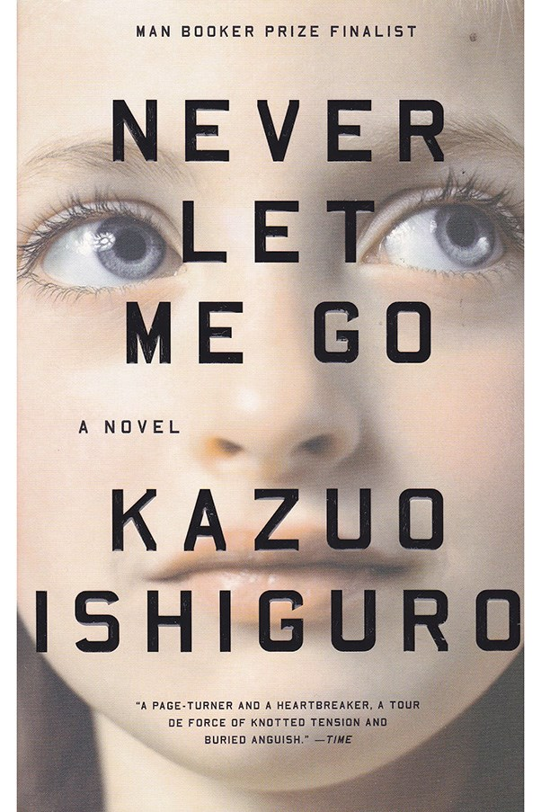 <strong>Never Let Me Go by Kazuo Ishiguro</strong><br><br> Japanese author Kazuo Ishiguro celebrated novel is set in a terrifying dystopian universe in which people are cloned and harvested for their organs.