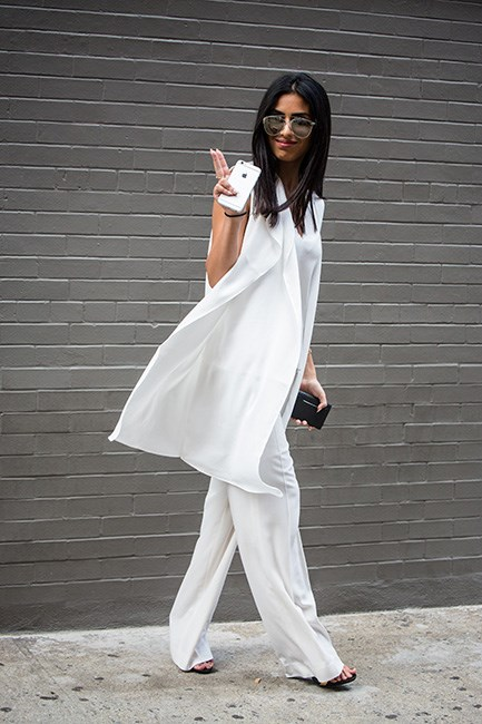 All white, all right.