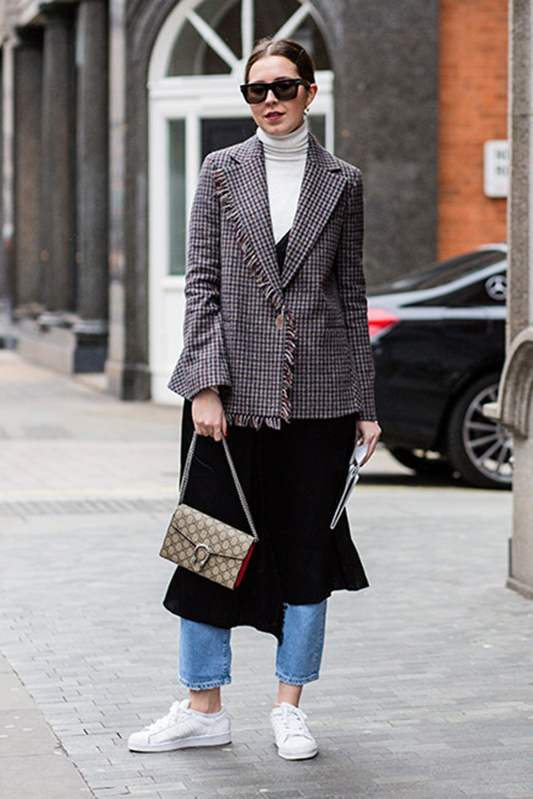 The Best Street Style From London Fashion Week Image 4 Harper 39 S Bazaar