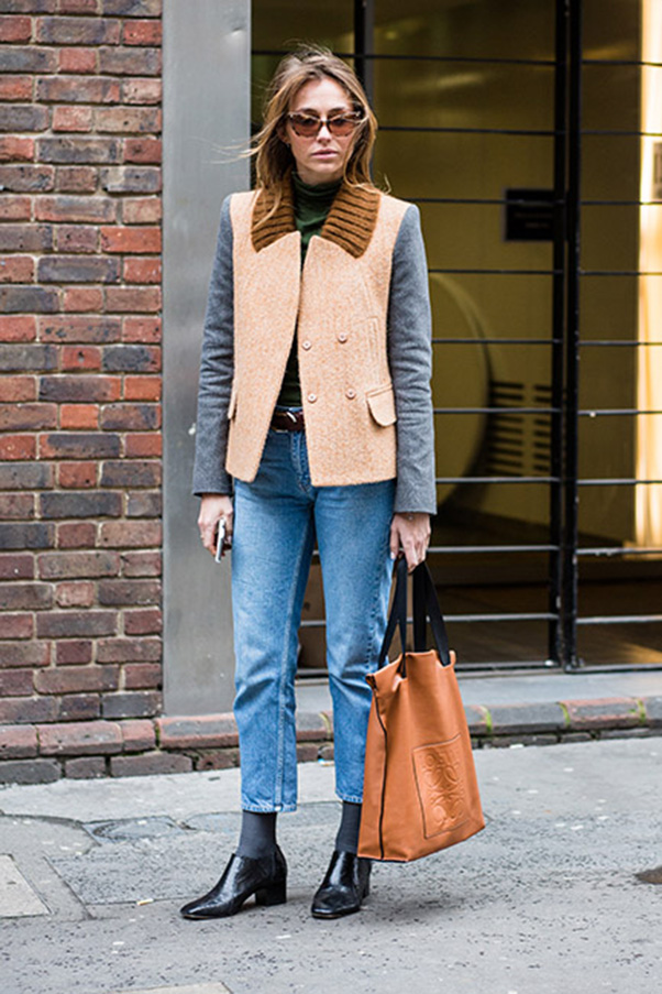 The Best Street Style From London Fashion Week Image 6