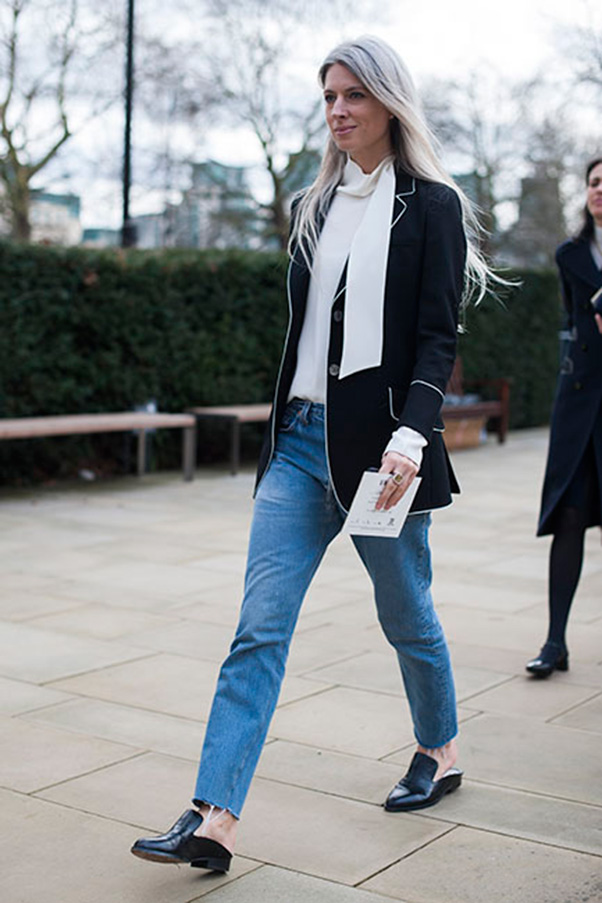 The Best Street Style From London Fashion Week Image 46 Harper 39 S Bazaar