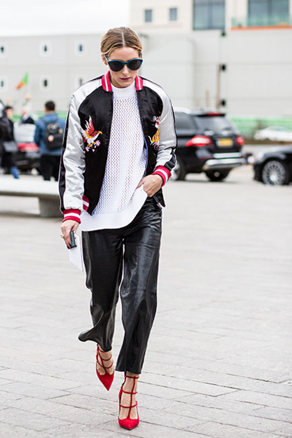 The Best Street Style From London Fashion Week Image 50