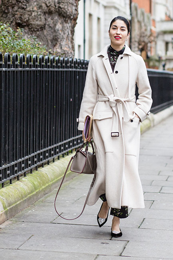 The Best Street Style From London Fashion Week Image 52