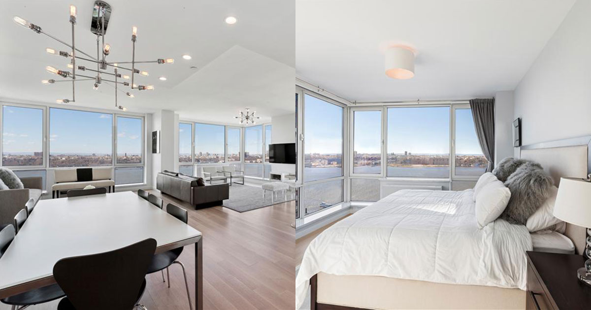 Inside the most expensive apartment in new york harper 39 s for Most expensive apartment nyc