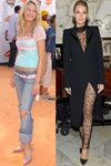 celebrity style transformations