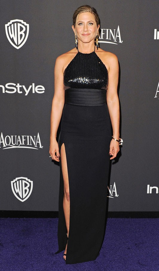 <strong>Jennifer Aniston</strong> <br><br> 16th Annual Warner Bros. And InStyle Post-Golden Globe Party, 2015