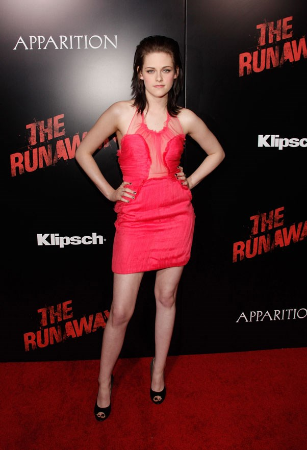 <strong>MARCH 11, 2010</strong> <BR><BR> At 'The Runaways' Los Angeles Premiere