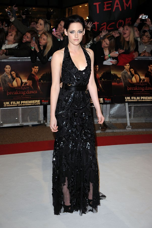 <strong>NOVEMBER 16, 2011</strong> <BR><BR> At the UK Premiere of 'The Twilight Saga: Breaking Dawn Part 1'