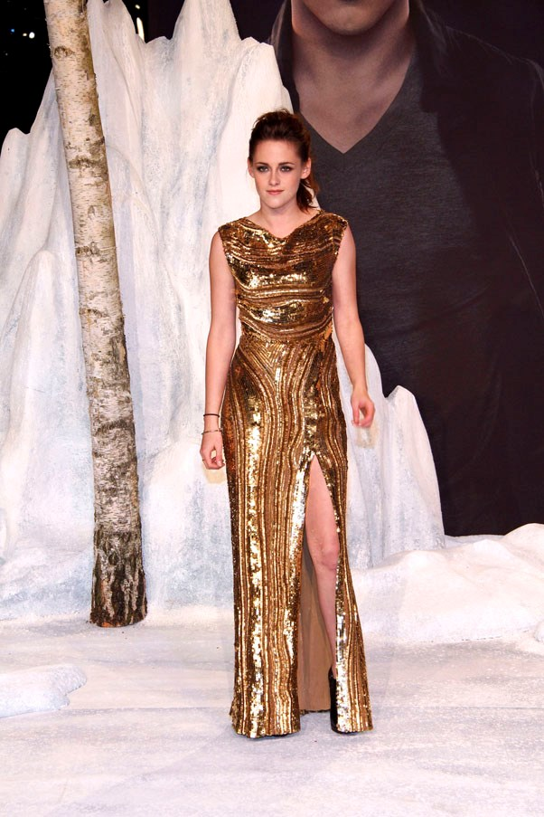 <strong>NOVEMBER 16, 2012</strong> <BR><BR> At The 'Twilight Saga: Breaking Dawn Part 2' - Germany Premiere
