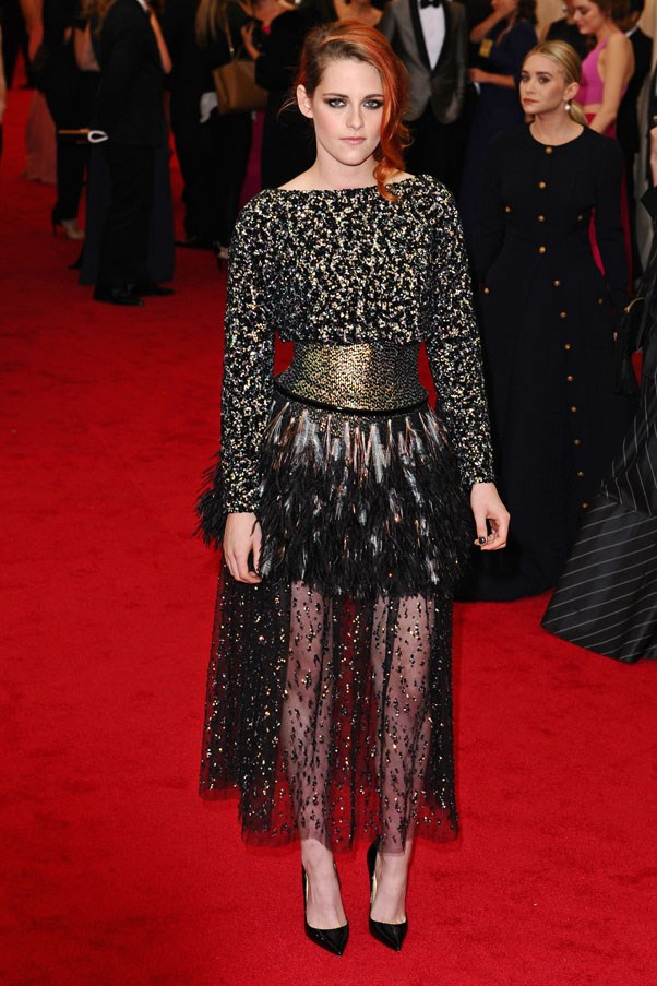 <strong>MAY 5, 2014</strong> <br><br> Attending the Met Gala